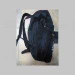 A.C.A.B. jednoduchý ľahký ruksak, rozmery pri plnom obsahu cca: 40x27x10cm materiál 100%polyester