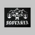 """Slovakia """" Jánošík """"  pánske tričko (nie mikina!!) s dlhými rukávmi vo farbe """" metro """" čiernobiely maskáč gramáž 160 g/m2 materiál 100%bavlna"""
