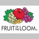 čokoláda pánske tričko 100%bavlna značka Fruit of The Loom