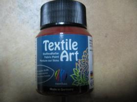 Farba na textil hnedá 59ml