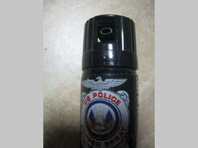 Slzný plyn - slzák POLICE PEPPER objem 40ml