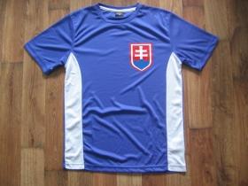 Junior - Detský futbalový dres Slovensko - Slovakia, značka Donnay