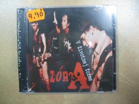 Zóna A - V životnej forme CD