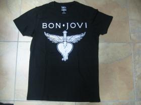 Bon Jovi pánske tričko 100%bavlna