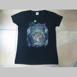Nightwish čierne dámske tričko 100%bavlna