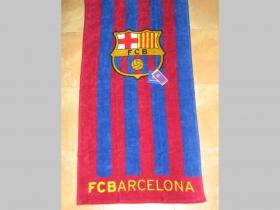 FC Barcelona deka cca 140x70cm 100%bavlna