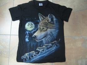 Vlk detské tričko materiál 100%bavlna veľkosť 12-13r. 152cm