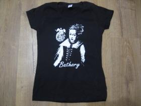 Elizabeth Bathory - Alžbeta Bátoriová dámske tričko 100%bavlna značka Fruit of The Loom