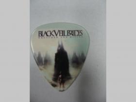 Black Veil Brides   plastové brnkátko na gitaru hrúbka 0,77mm