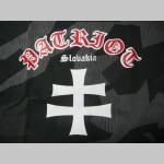 Patriot Slovakia  nočný maskáč-Nightcamo SPLINTER, pánske tričko 100%bavlna