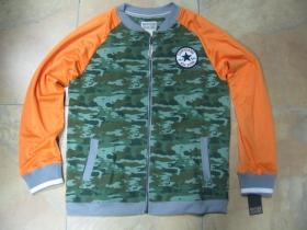 Converse All Star mikina na zips 80%bavlna 20%polyester posledný kus veľkosť XS/S