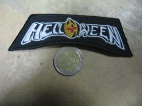 Helloween  nažehľovacia nášivka vyšívaná (možnosť nažehliť alebo našiť na odev)