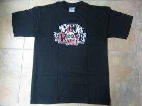 Punk rock Skull  pánske tričko 100%bavlna