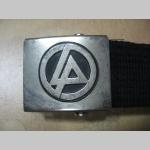 Linkin Park opasok látkový s kovovou posuvnou prackou