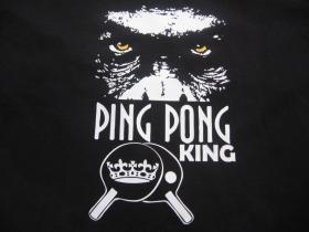 Ping Pong King pánske tričko materiál 100%bavlna značka Fruit of The Loom
