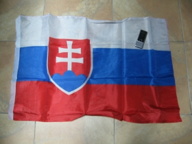 Slovenská vlajka stredne veľké cca 90x60cm