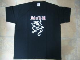 Sick Of It All, pánske tričko čierne 100%bavlna
