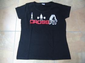 Crossfit  dámske tričko Fruit of The Loom 100%bavlna