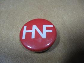 HNF, odznak, priemer 25mm