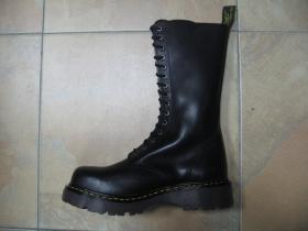 T-REX 15.dierkové čierne topánky z pravej kože najvyššej akosti - TOP KVALITA!!!