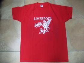 Liverpool - Antifa  pánske tričko 100 %bavlna Fruit of The Loom