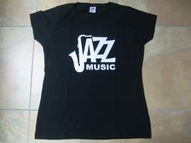 Jazz  dámske tričko Fruit of The Loom 100%bavlna