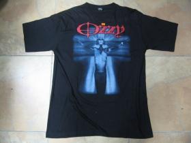 Ozzy Osbourbe čierne pánske tričko 100%bavlna