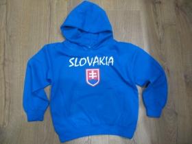 Slovakia - Slovensko detská mikina s kapucou materiál 80%bavlna 20%poyester
