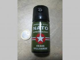 Slzný plyn - slzák NATO objem 40ml