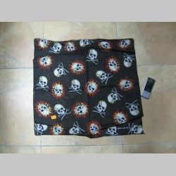smrtky   Šatka 100%bavlna, cca.52x52cm