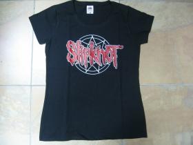 Slipknot  čierne dámske tričko 100%bavlna