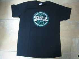 Dropkick Murphys  pánske tričko 100%bavlna Fruit of The Loom