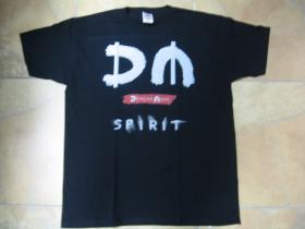Depeche Mode čierne pánske tričko 100%bavlna