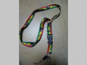 Bob Marley kľúčenka