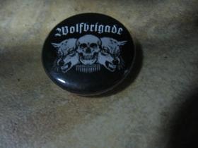 Wolfbrigade, odznak, priemer 25mm