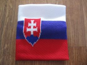 Slovakia potítko 75%bavlna, 15%spandex, 10%nylon
