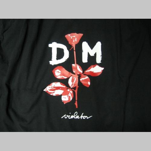 Depeche Mode - Violator čierne pánske tričko 100%bavlna  4d1113f0a44