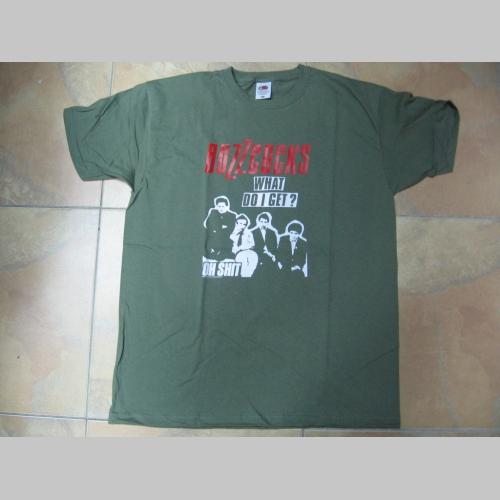 Buzzcocks pánske tričko 100 %bavlna  3cc29c02f63