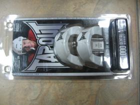 Tapout biely dvojitý chránič na zuby