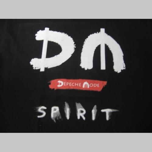 Depeche Mode čierne pánske tričko 100%bavlna  241adb31806