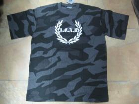 A.C.A.B.  venček  maskáč-Nightcamo SPLINTER, pánske tričko 100%bavlna
