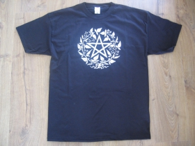 Pentagram - Bafomet  pánske tričko materiál 100%bavlna značka Fruit of The Loom