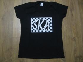 SKA dámske tričko 100%bavlna značka Fruit of The Loom
