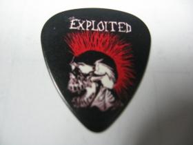 Exploited   plastové brnkátko na gitaru hrúbka 0,77mm
