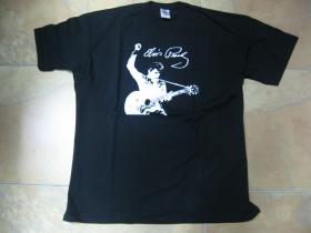 Elvis Presley  čierne pánske tričko 100%bavlna