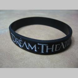 Dream Theater pružný silikónový náramok s vyrazeným motívom