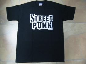 Street Punk  pánske tričko 100 %bavlna Fruit of The Loom