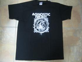 Agnostic Front - My Life, My Way, My Destiny  pánske tričko 100%bavlna Fruit of The Loom
