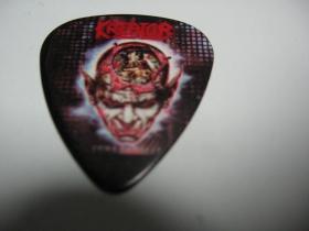 Kreator  plastové brnkátko na gitaru hrúbka 0,77mm