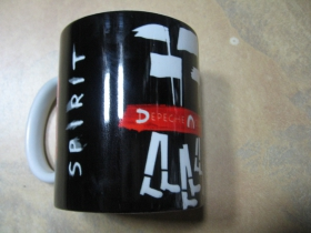 Depeche Mode porcelánový pohár s uškom, objemom cca. 0,33L